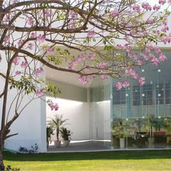 Hospitales de estilo  por Duarte Aznar Arquitectos