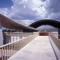 體育館 by Duarte Aznar Arquitectos