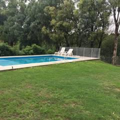 Garden Pool by BVS+GN ARQUITECTURA