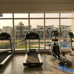 Gym by Deccan Structural Systems Pvt. Ltd.,