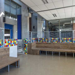 NMMU B Ed Foundation Phase Building:  Schools by The Matrix Urban Designers and Architects