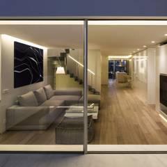 minimalistische Esszimmer von Gallardo Llopis Arquitectos