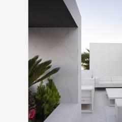 Terrasse von Gallardo Llopis Arquitectos