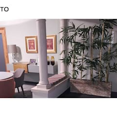 Sala: Salas de jantar  por MyStudiohome - Design de Interiores