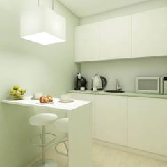 Clinica no Porto - SHI Studio Interior Design Escritórios escandinavos por SHI Studio, Sheila Moura Azevedo Interior Design Escandinavo
