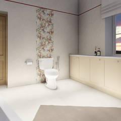 Уютная классика: Ванные комнаты в . Автор – Lela Rink