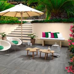 Fusion: Terraços  por Love Tiles