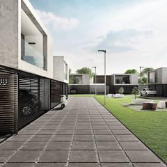 Ground: Jardins  por Love Tiles
