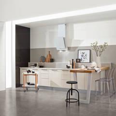 Acqua: Cozinhas  por Love Tiles
