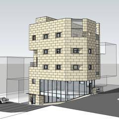 청담동 근린생활시설: (주)건축사사무소 예인그룹의  바닥