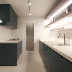 scandinavian Kitchen by 홍예디자인
