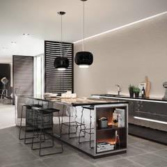 Essentia: Cozinhas  por Love Tiles
