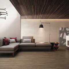 Essentia: Salas de estar  por Love Tiles