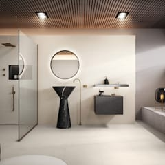 Essentia: Casas de banho  por Love Tiles