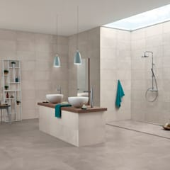 Core: Casas de banho  por Love Tiles