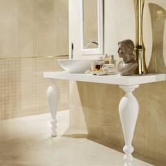 Royale: Casas de banho  por Love Tiles