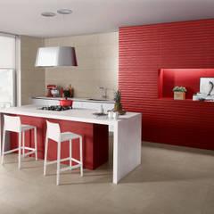 Splash: Cozinhas  por Love Tiles