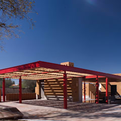 Telheiros  por Eduardo Gutiérrez Taller de Arquitectura