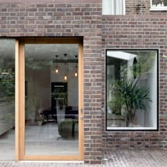 Kensington House:  Terrace house by Architecture for London