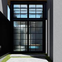 Projekty,  Drzwi zaprojektowane przez ARBOL Arquitectos