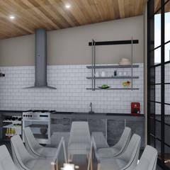 : Comedores de estilo  por ARBOL Arquitectos