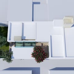 Remodelación y ampliación Vivienda: Casas de estilo  por ARBOL Arquitectos