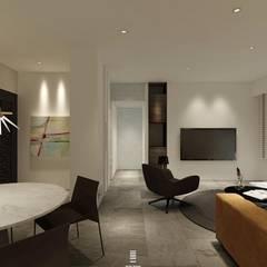 Xizhi C House:  華廈 by 質覺制作設計有限公司