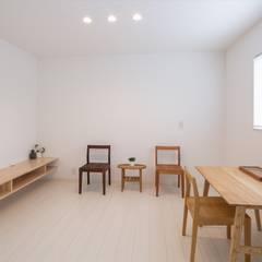 眺望を楽しみ穏やかに暮らす家: LITTLE NEST WORKSが手掛けた子供部屋です。