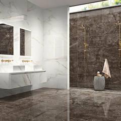 Prestige: Casas de banho  por Margres,Industrial