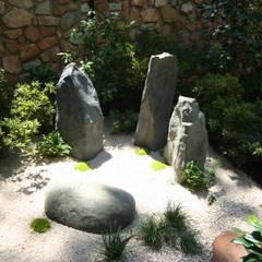 حديقة Zen تنفيذ Japanese Garden Concepts, أسيوي