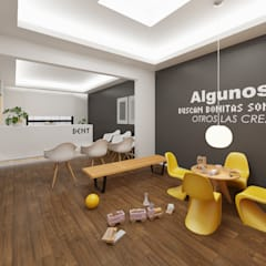 Proyecto consultorio dental: Clínicas / Consultorios Médicos de estilo  por MG estudio de arquitectura