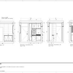 توسط A|S Studio Criativo 3D - Soluções Inteligentes em projetos técnicos مدرن
