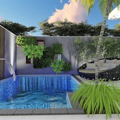 Garden Pool by homify,