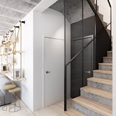 Escaleras de estilo  por 365 Stopni