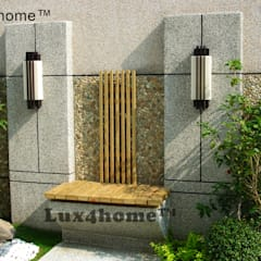 Paredes de estilo  por Lux4home™ Indonesia