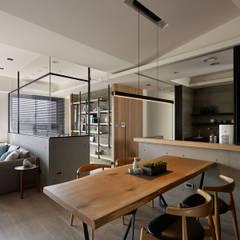 غرفة السفرة تنفيذ 築青室內裝修有限公司