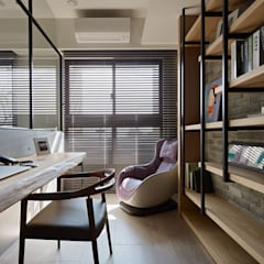 de 築青室內裝修有限公司 Escandinavo
