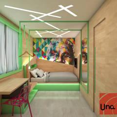 SUÍTE KING: Hotéis  por Una.AD