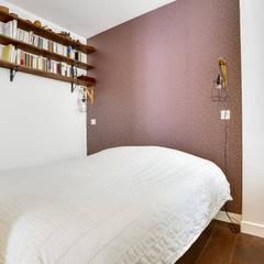 Projet Crozatier: Chambre de style de style Classique par Eline Sango Architecture