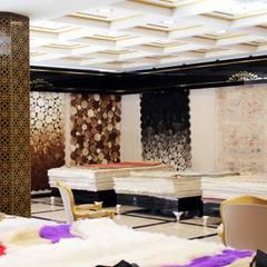 LIA Mimarlik İcmimarlik – Halıcı Faruk:  tarz Ofisler ve Mağazalar