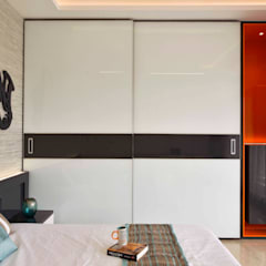 Bedroom by Ar. Milind Pai