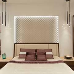 Habitaciones de estilo  por Ar. Milind Pai