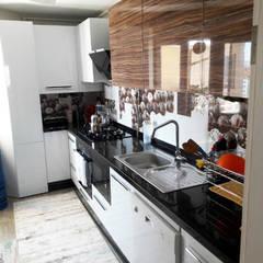 Mutfakların iç mekanları. Öz-tasarım için birkaç ipucu