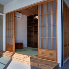 書斎: tai_tai STUDIOが手掛けた書斎です。