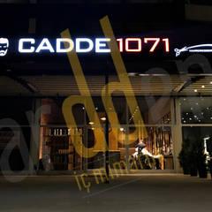 Front doors by CAB İç Mimarlık / Proje / Tasarım / Uygulama / Danışmanlık