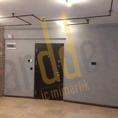 CAB İç Mimarlık / Proje / Tasarım / Uygulama / Danışmanlık  – CAB İç Mimarlık / Ofis Projesi:  tarz Çalışma Odası