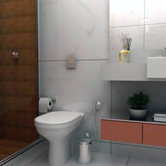 حمام تنفيذ Multiplanos Arquitetura