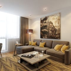 Living room by VADIM MALTSEV DESIGN&DECOR | FURNITURE