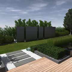 Jardines de estilo  por MIA studio
