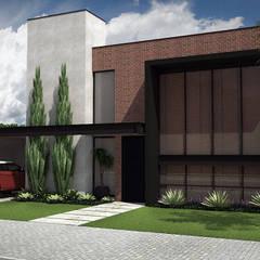 บ้านและที่อยู่อาศัย by Rodrigo Westerich - Design de Interiores